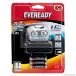 Linterna manos libres led 2 focos Eveready